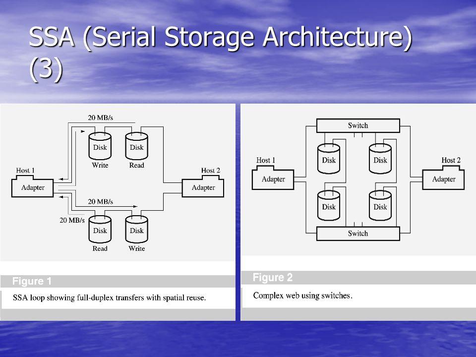 SSA (Serial Storage Architecture) (3)