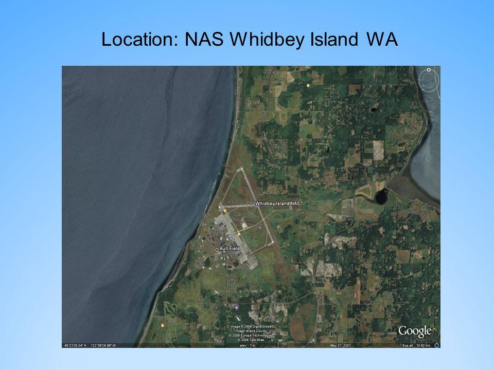 Location: NAS Whidbey Island WA
