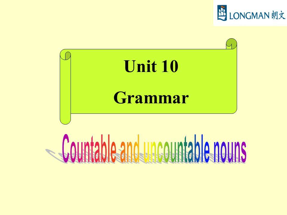 Unit 10 Grammar