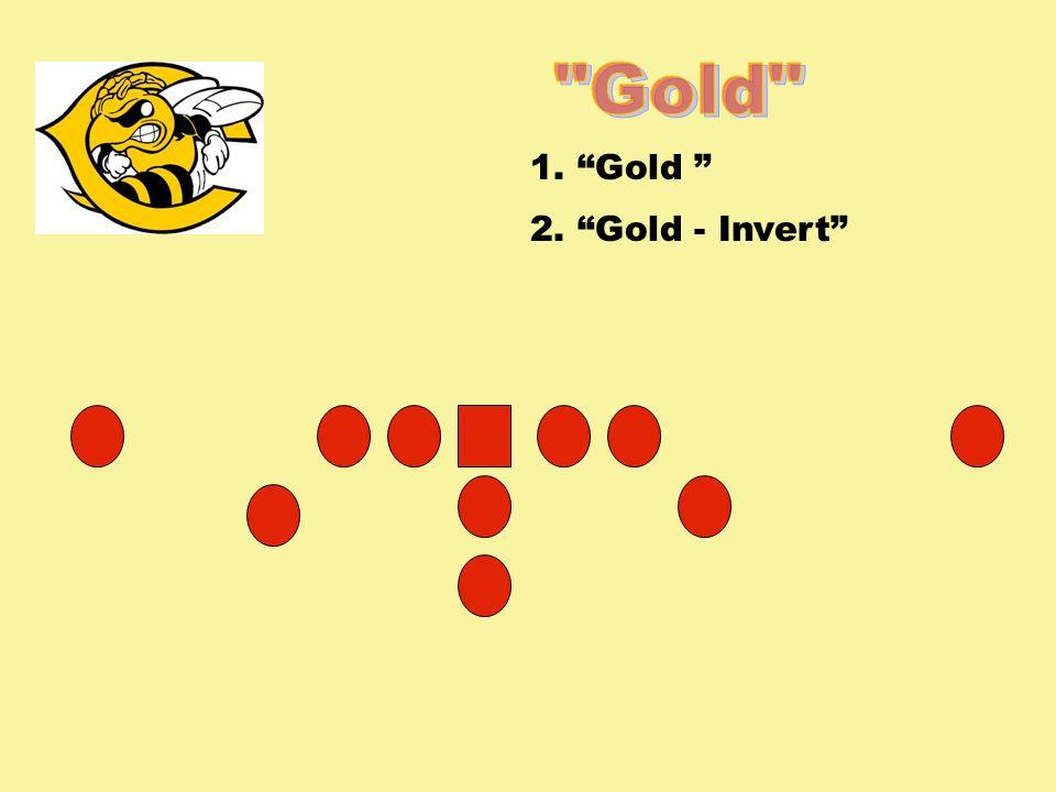 1. Gold 2. Gold - Invert