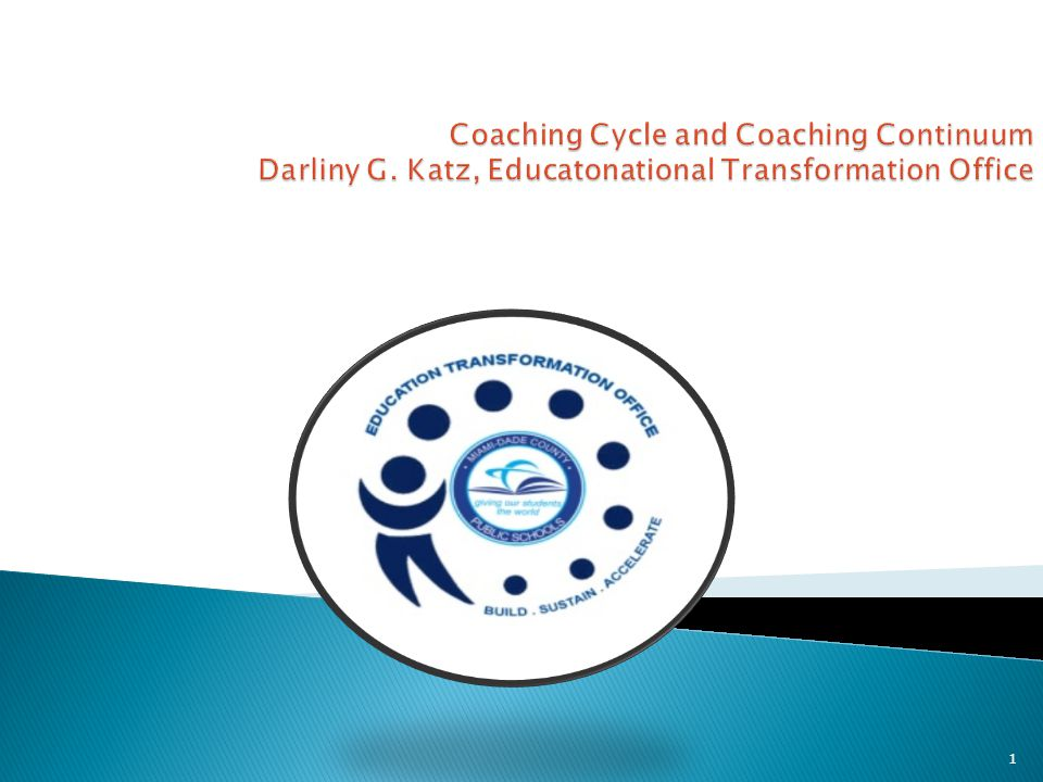 Essential Questions: What is effective instructional coaching.
