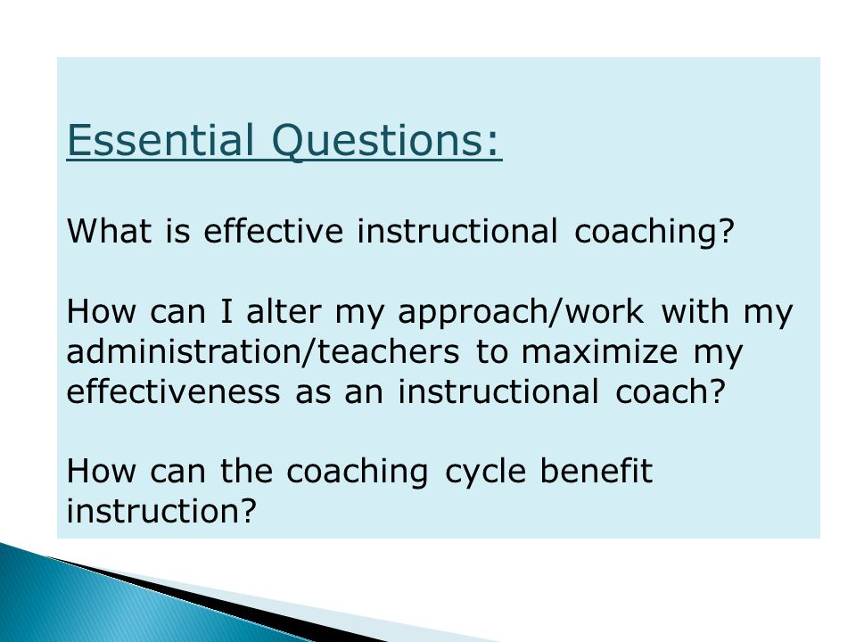 Role of the Coach in Lesson Study: Organizer Facilitator Observer Supporter Mentor colleague Discussant Role of the Coach in a Professional learning Community: Participant Colleague Resource Guide/Learner Practitioner and Scholar