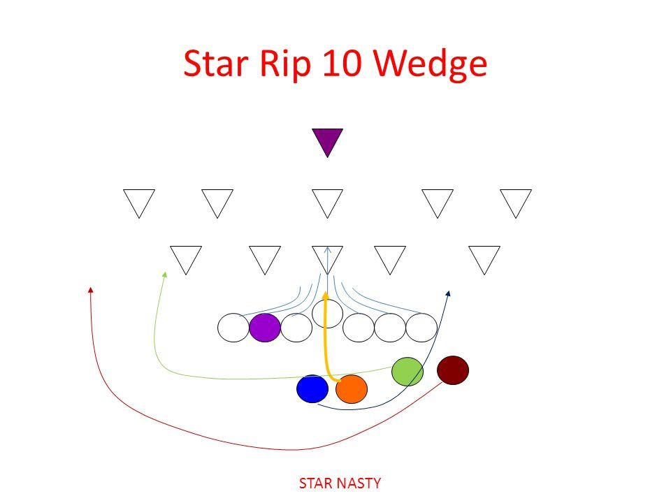 Star Rip 10 Wedge STAR NASTY