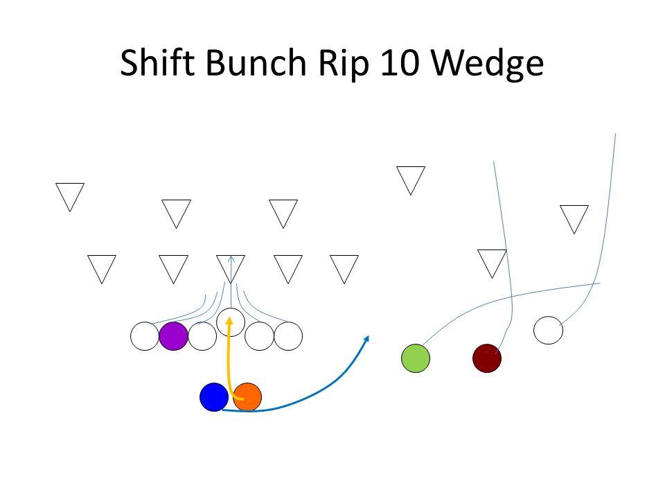 Shift Bunch Rip 10 Wedge