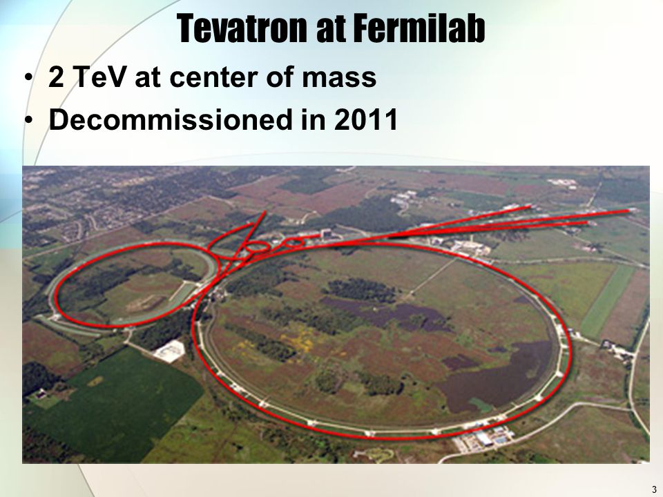 Tevatron: Stages 4