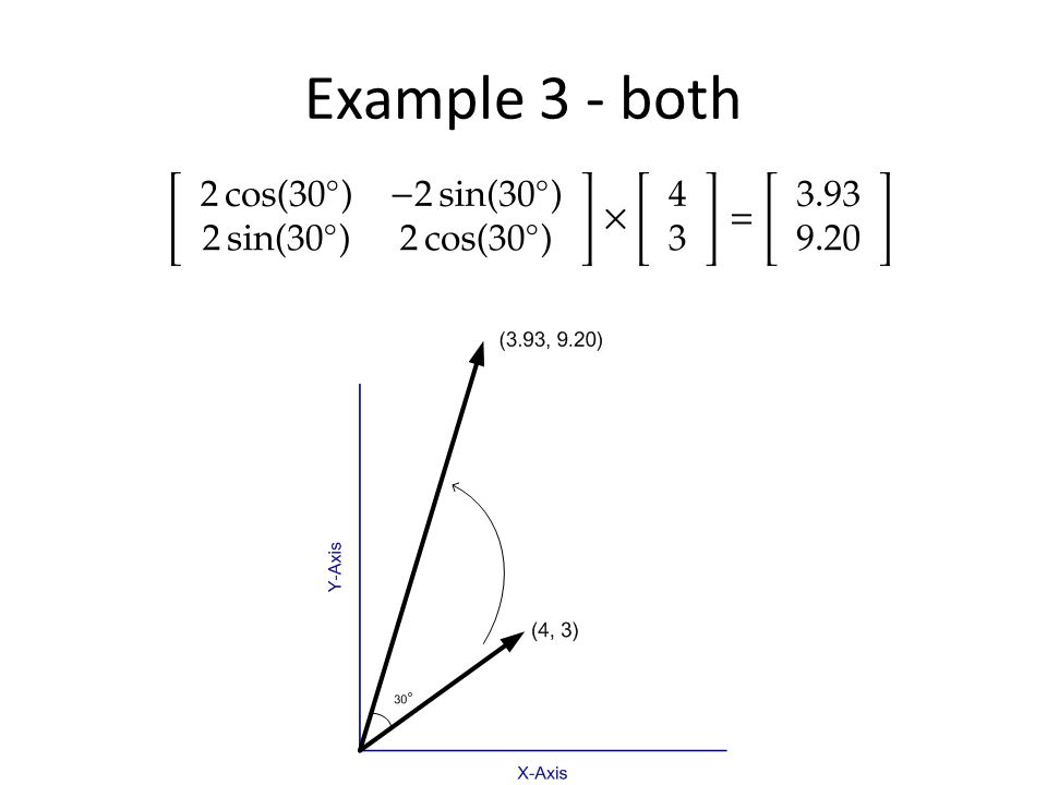 Example 3 - both