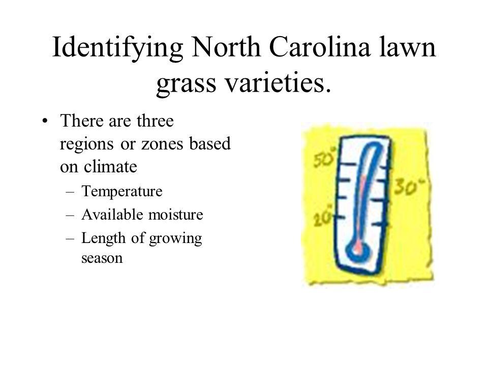 U.S.Regions or Zones Three of the U.S. regions or zones are in North Carolina.