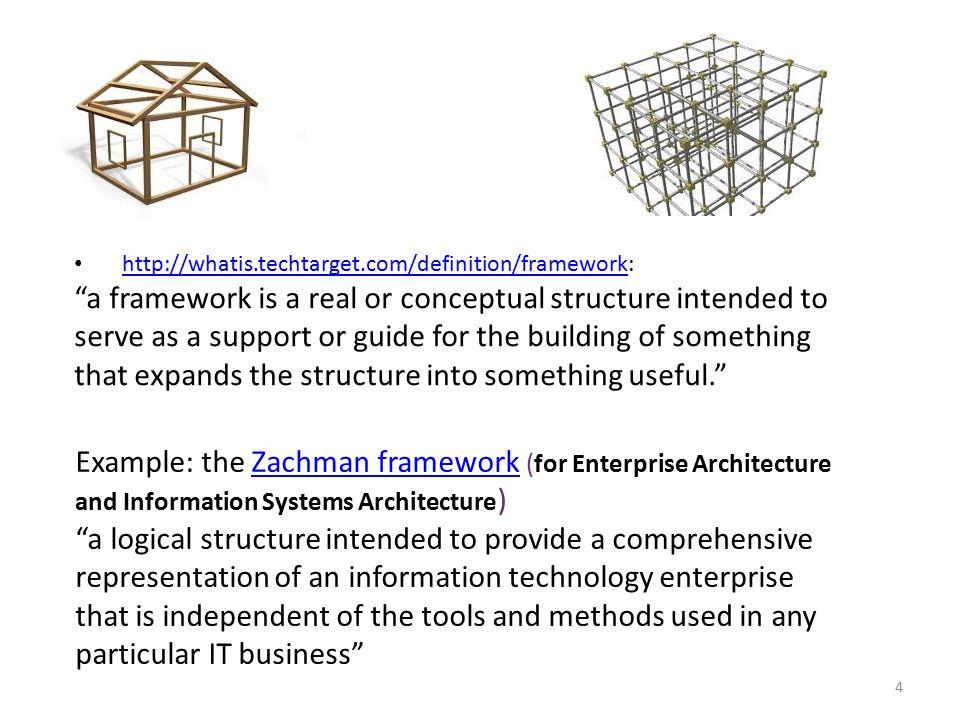 25 Coordination of Framework Implementation