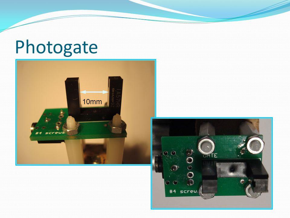 Photogate 10mm