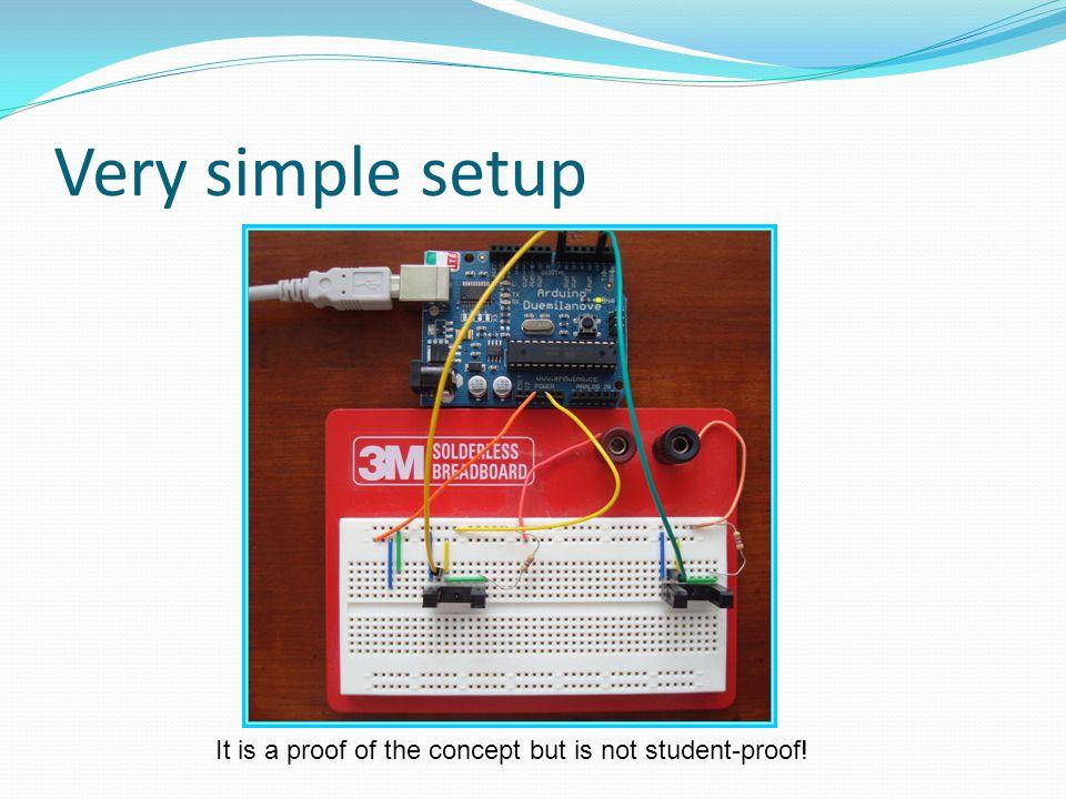 Switching to PCB Photogate diagramPhotogate PCB Shield diagramShield PCB Arduino spacing