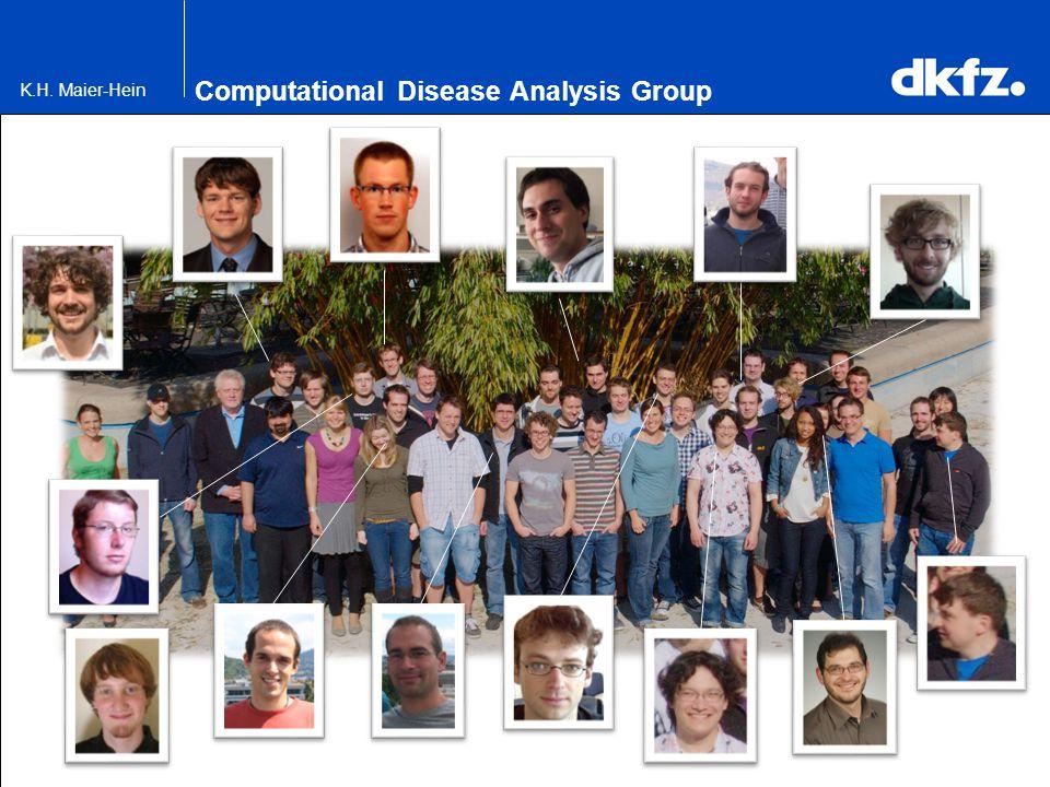 K.H. Maier-Hein Computational Disease Analysis Group Michael Jonas