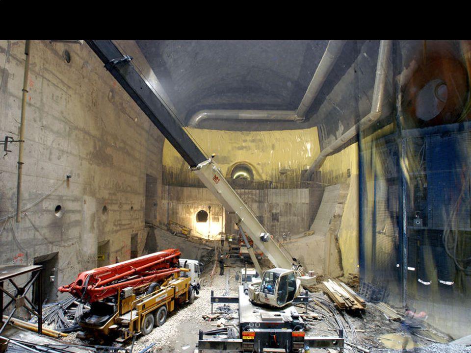 LHC CMS Cavern (300 feet underground)