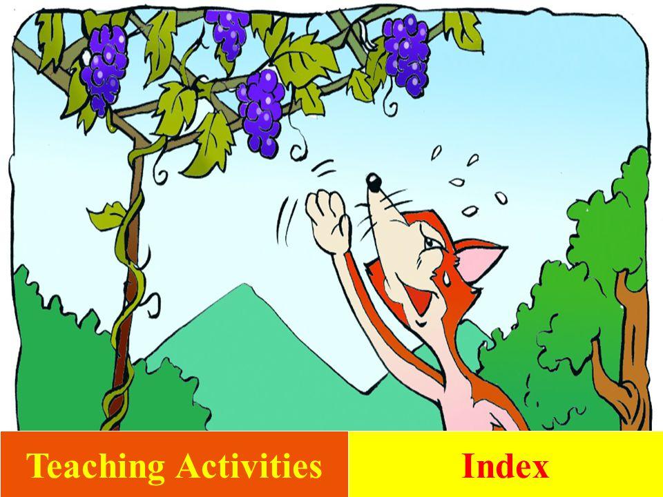 Teaching ActivitiesIndex