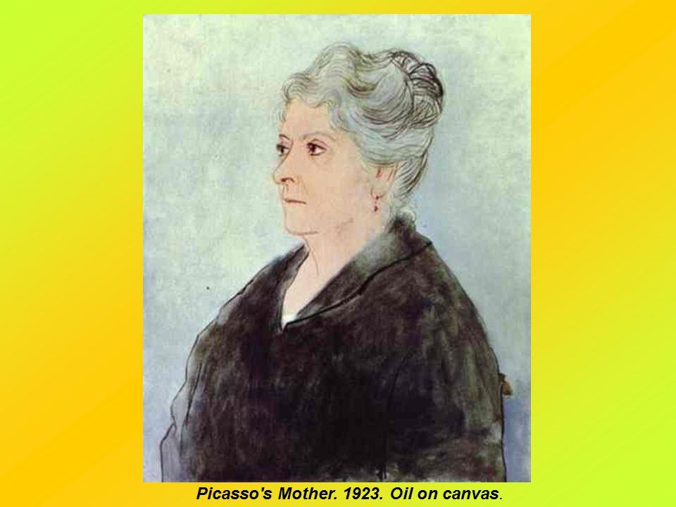 Juan-les-Pins. 1920. Oil on canvas.