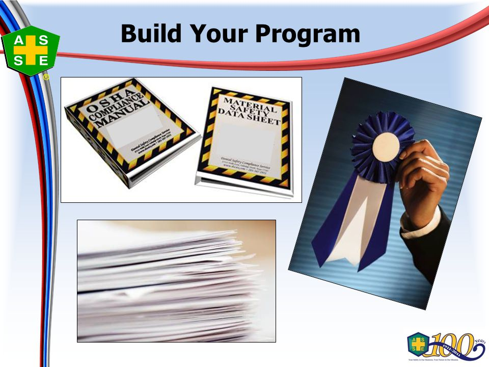 ® Build Your Program