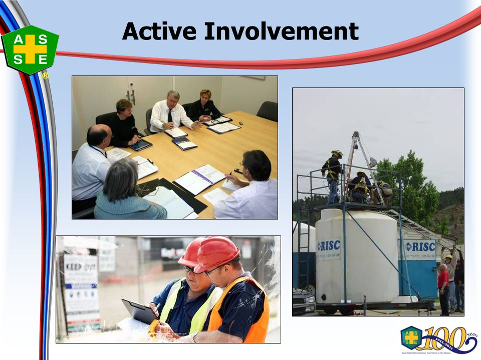 ® Active Involvement ®