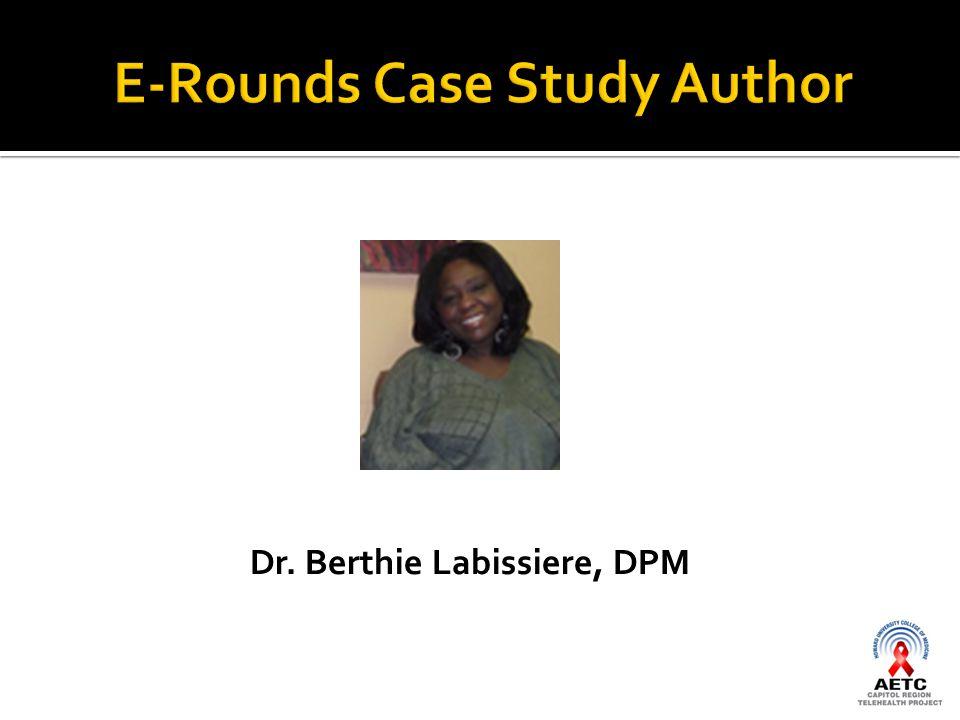 Dr. Berthie Labissiere, DPM