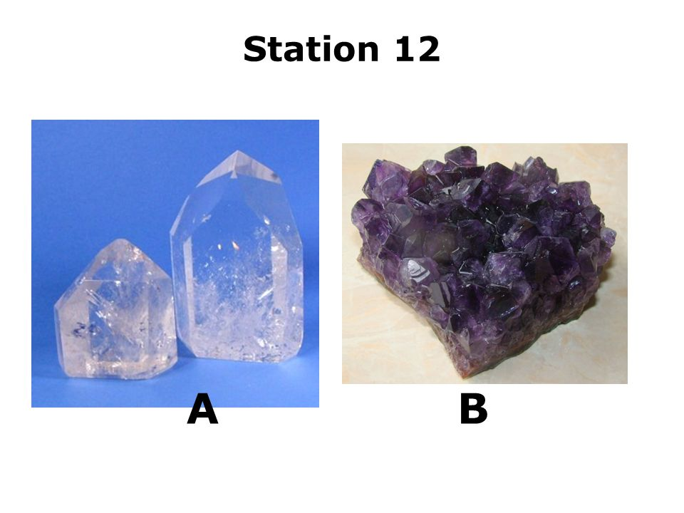 Station 12 BA