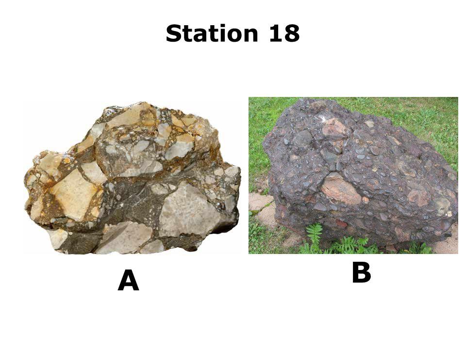 Station 18 A B