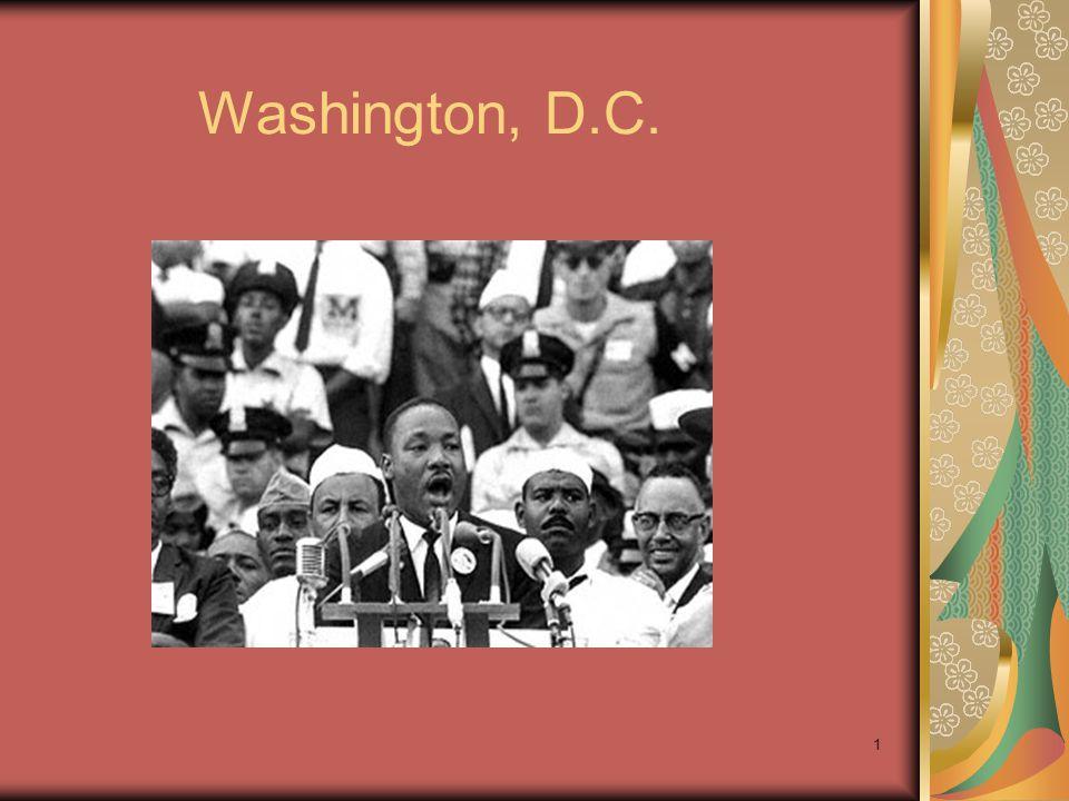 1 Washington, D.C.