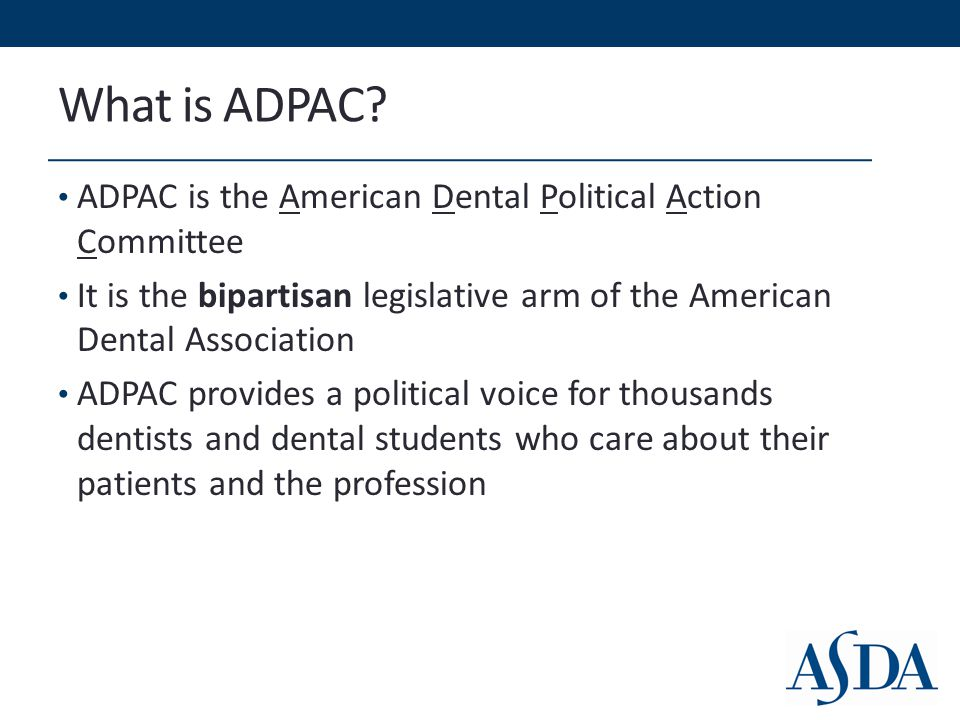 What is ADPAC.