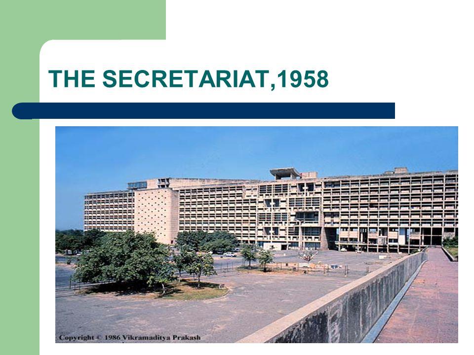 THE SECRETARIAT,1958