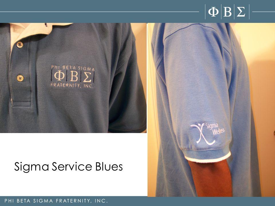 Sigma Service Blues