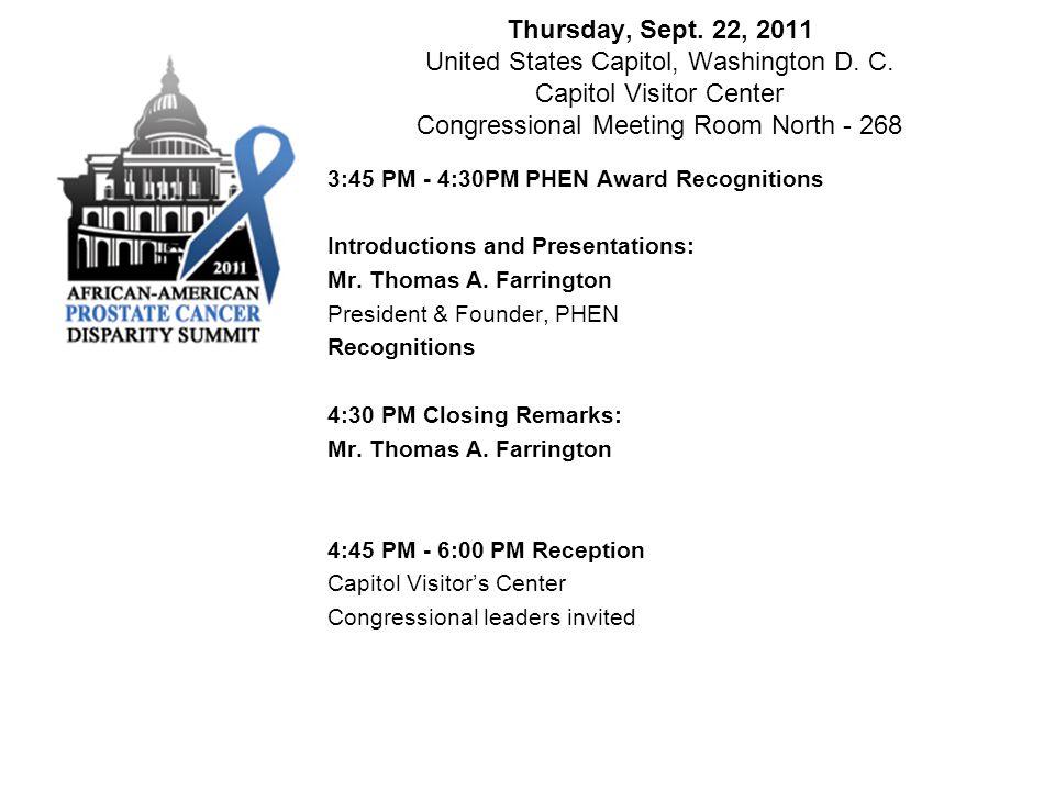 Thursday, Sept. 22, 2011 United States Capitol, Washington D.