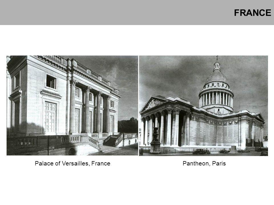 Exterior of the Capitol, Washington by Latrobe