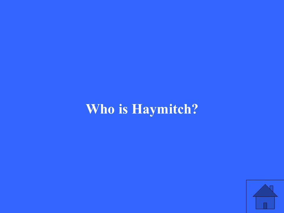 Who is Haymitch
