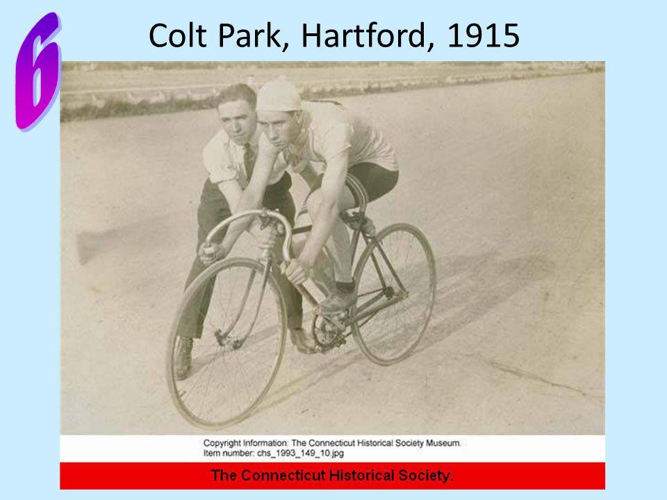 Colt Park, Hartford, 1915