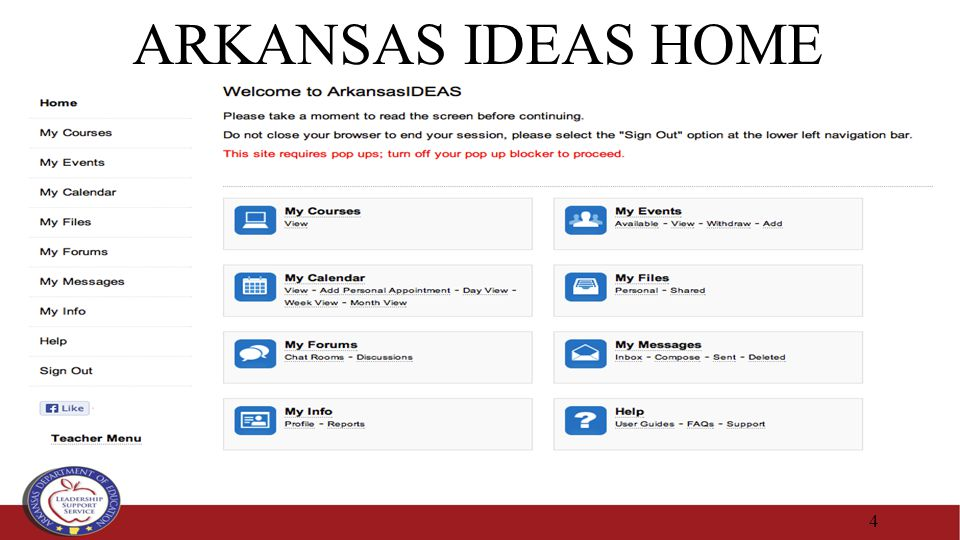 ARKANSAS IDEAS HOME 4
