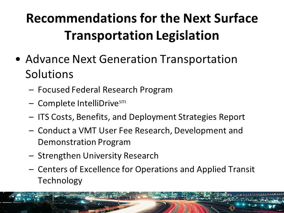 Intelligent Transportation Society of America www.itsa.org ITS America and the Vision for ITS