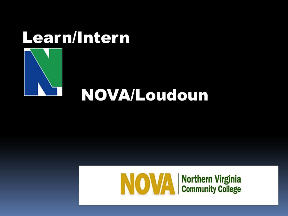 Learn/Intern NOVA/Loudoun