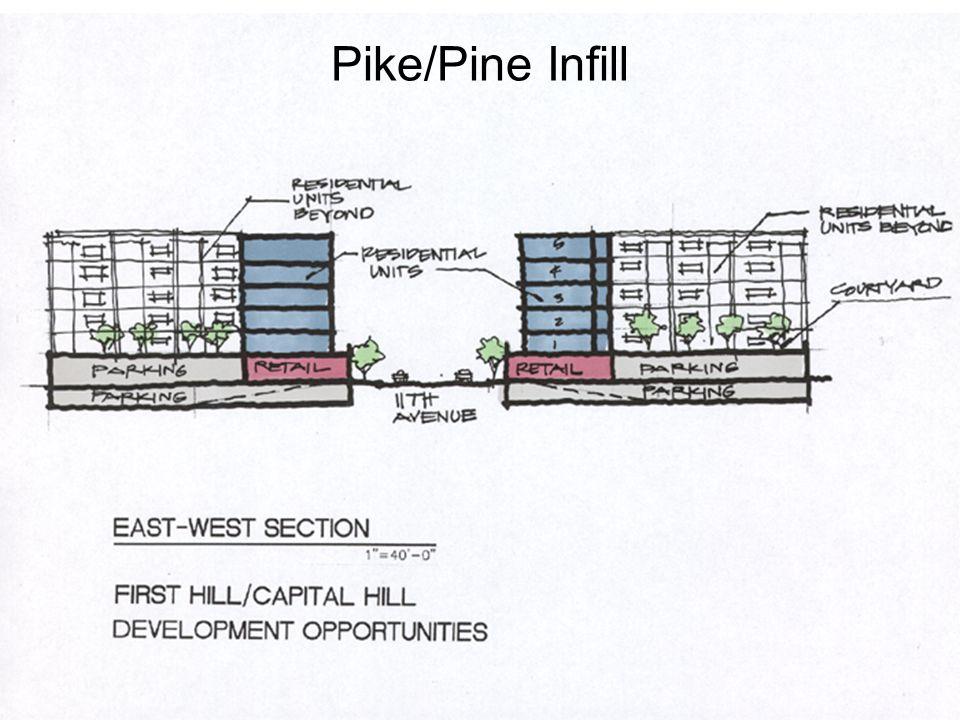 Pike/Pine Infill