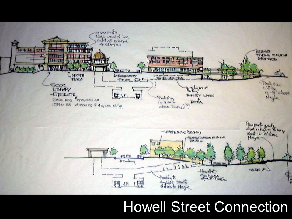 Howell Street Connection