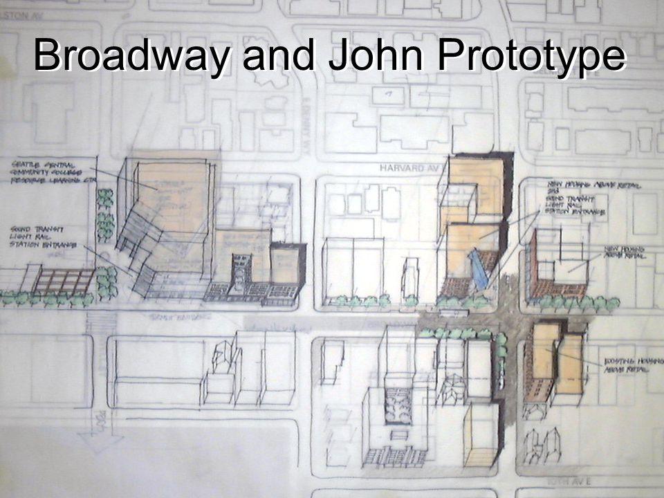 Broadway and John Prototype