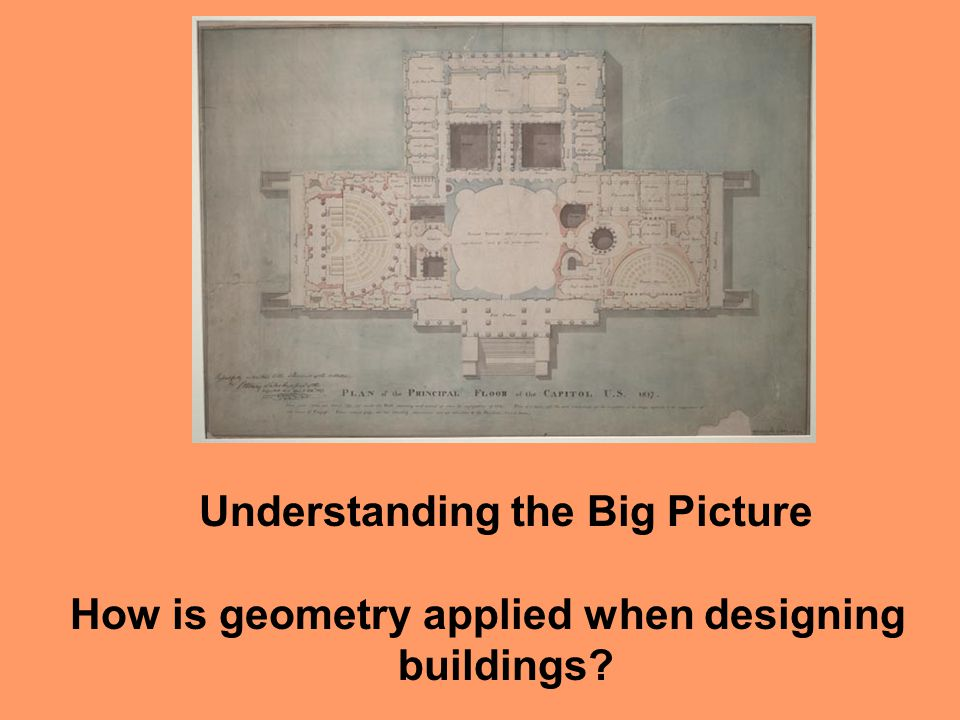 Understanding the Big Picture How is geometry applied when designing buildings?