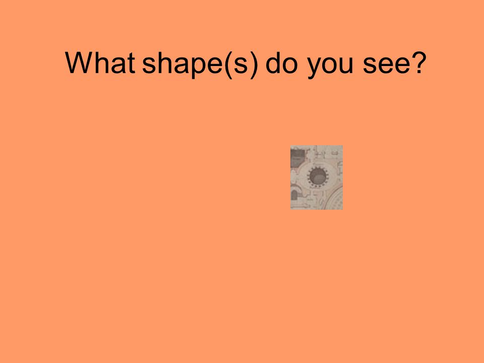 What shape(s) do you see?
