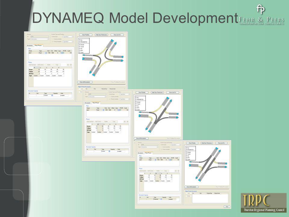 DYNAMEQ Model Development