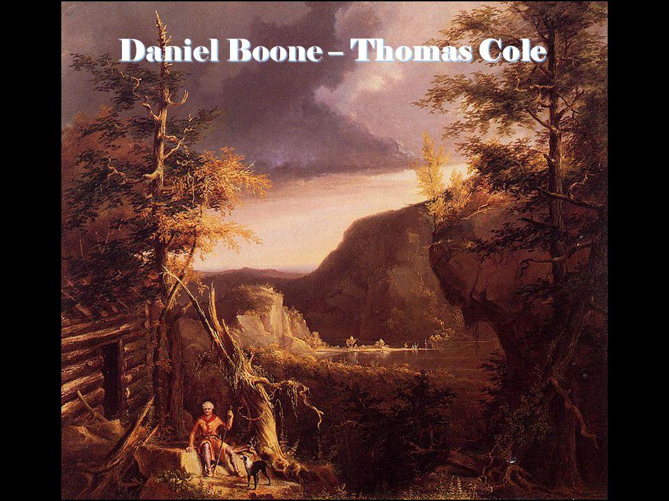 Daniel Boone – Thomas Cole