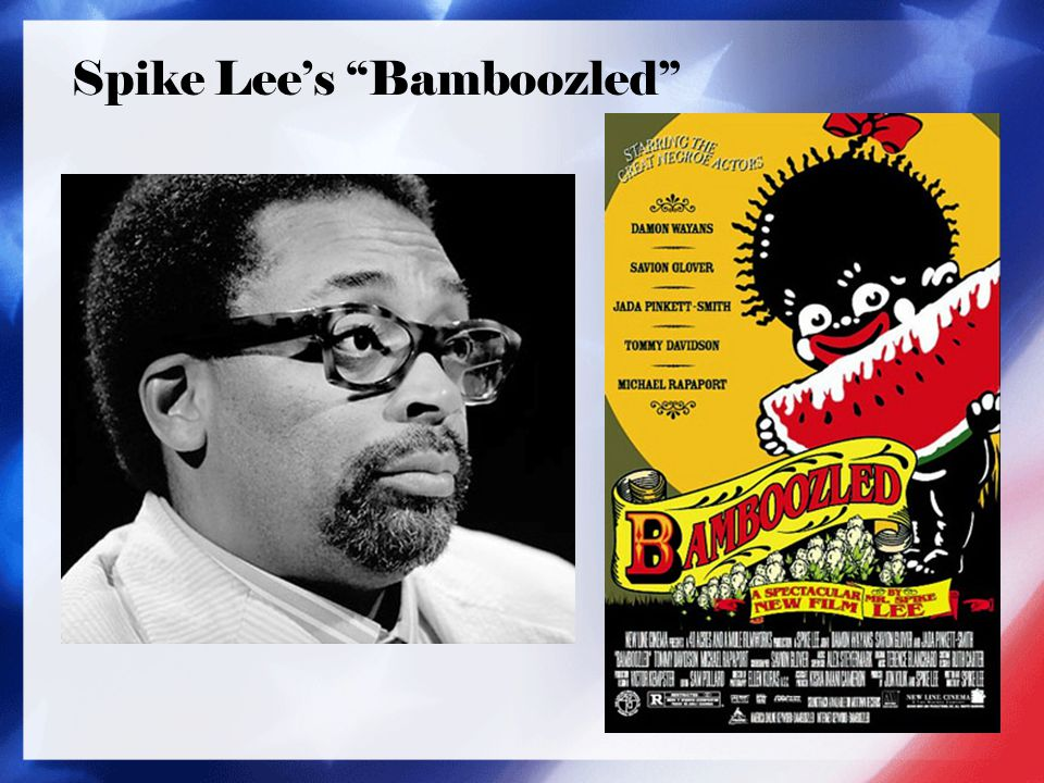 Spike Lee's Bamboozled