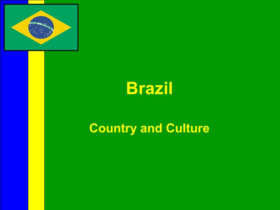 Facts at a Glance Brazil is the 5th largest country in the world and has the 6th largest population.