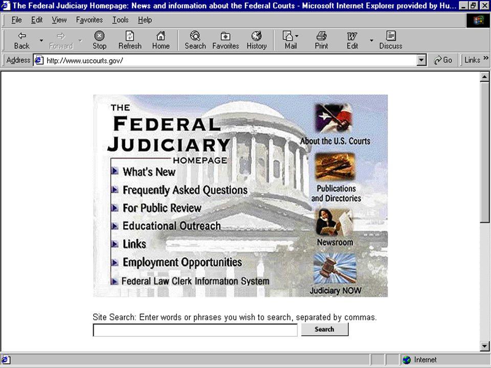 LOCAL COURT WEB SITES u http://www.cobbgasupctclk.com/ u http://www.fultonstatecourt.com/ u http://www.gwinnettcourts.com/ u http://www2.state.ga.us/courts/supreme/ u http://www.appeals.courts.state.ga.us/