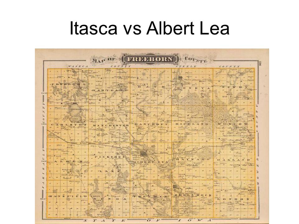 Itasca vs Albert Lea