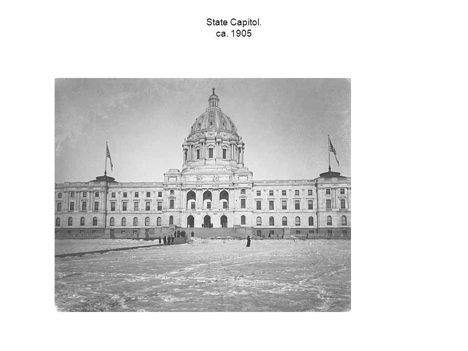 State Capitol. ca. 1905