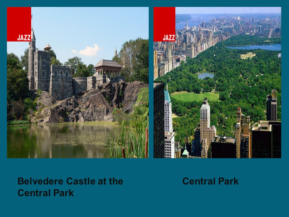 Belvedere Castle at the Central Park Central Park