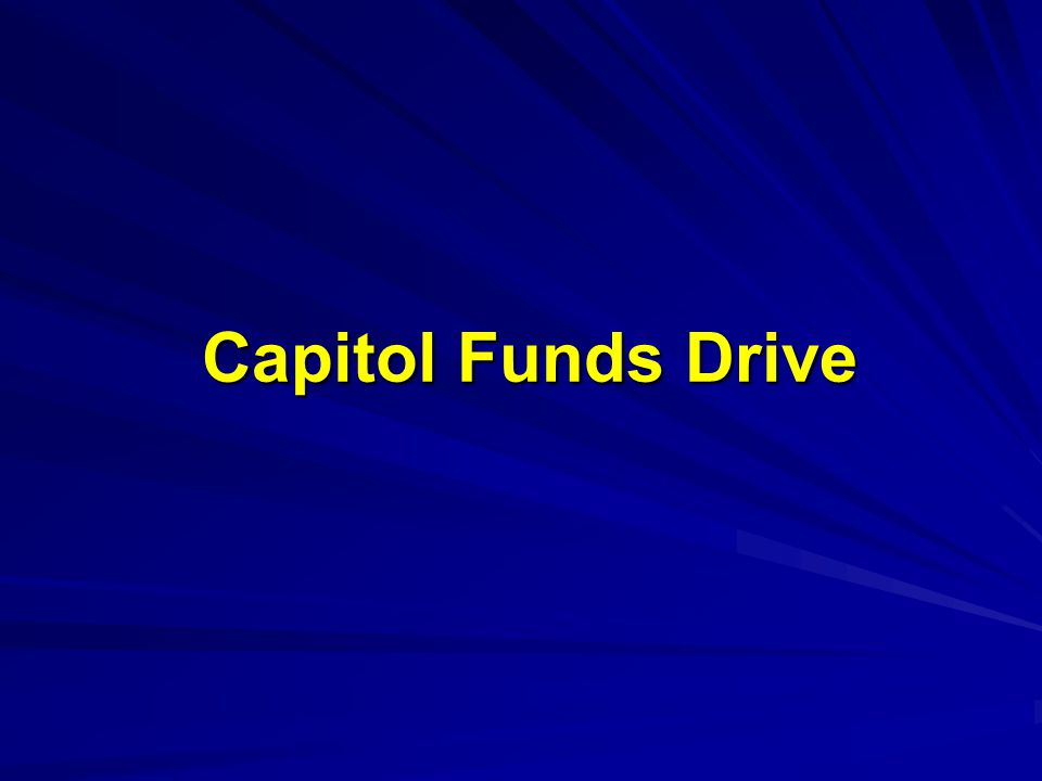 Capitol Funds Drive