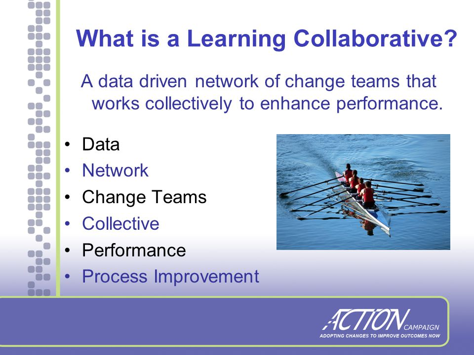 Learning Collaboratives