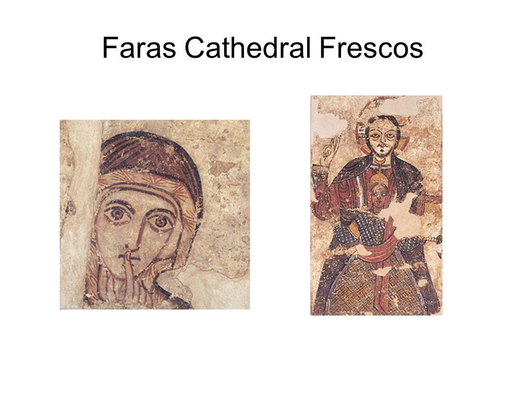 Faras Cathedral Frescos